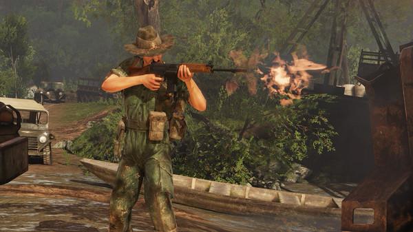скриншот Rising Storm 2: Vietnam 16