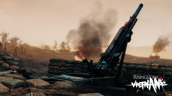 скриншот Rising Storm 2: Vietnam 2