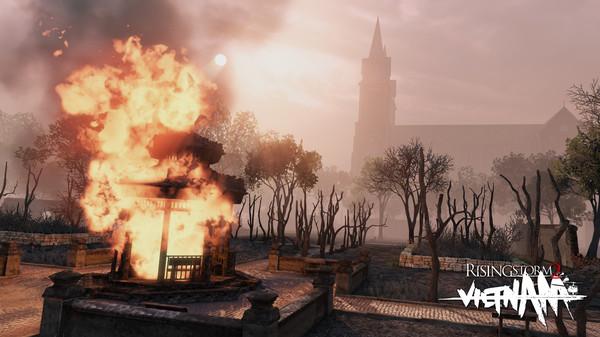 скриншот Rising Storm 2: Vietnam 1