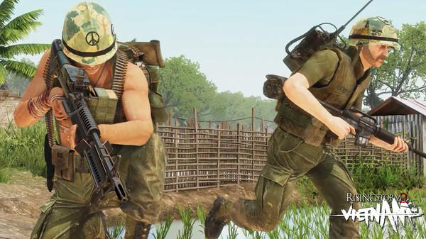 скриншот Rising Storm 2: Vietnam 10