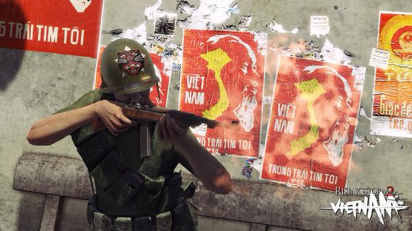 скриншот Rising Storm 2: Vietnam 9