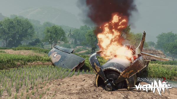 скриншот Rising Storm 2: Vietnam 4