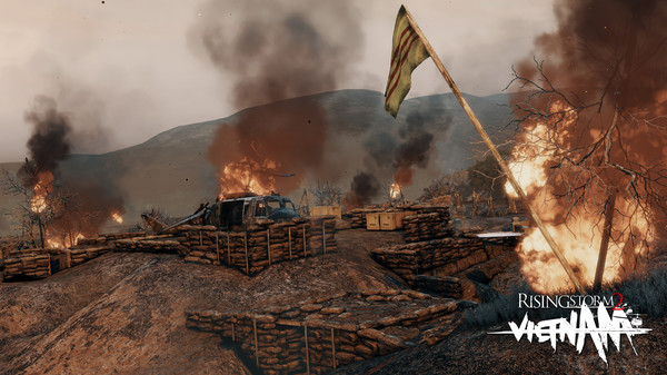 скриншот Rising Storm 2: Vietnam 3