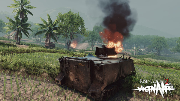 скриншот Rising Storm 2: Vietnam 5