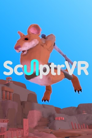 SculptrVR poster image on Steam Backlog