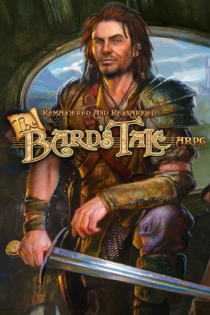 The Bard's Tale poster image on Steam Backlog
