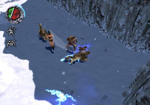 скриншот The Bard's Tale 4