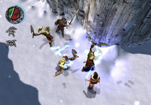 скриншот The Bard's Tale 2