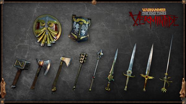 скриншот Warhammer: End Times - Vermintide Sigmar's Blessing 4