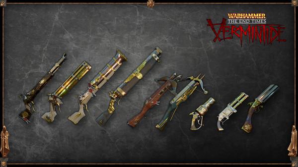 скриншот Warhammer: End Times - Vermintide Sigmar's Blessing 3