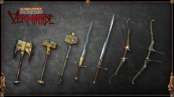 скриншот Warhammer: End Times - Vermintide Sigmar's Blessing 5