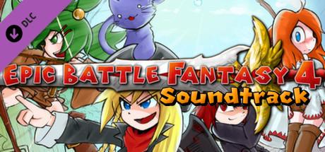 Epic Battle Fantasy 4 - Soundtrack