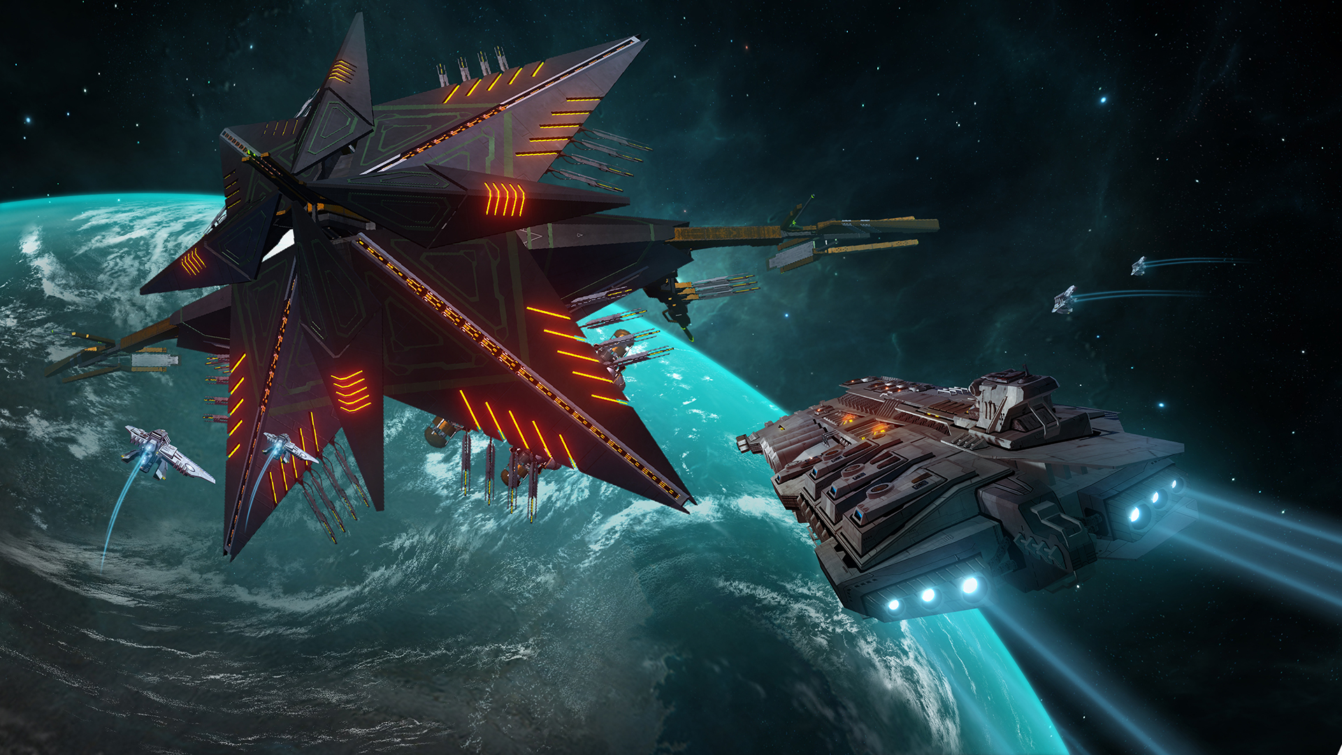 Starpoint Gemini: Warlords [2017|Eng]
