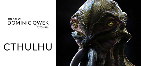 Sculpting and Rendering a Cthulhu Bust