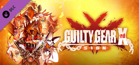 GGXrd Extra Color Palettes - AXL LOW