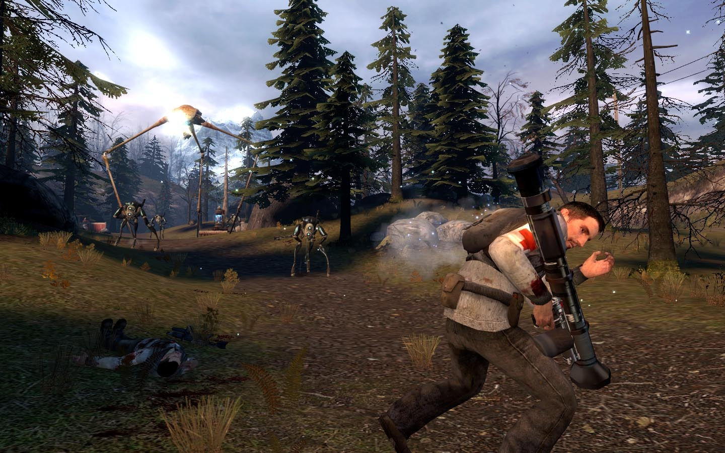 Download Half-Life 2: Episode Two Full PC Game