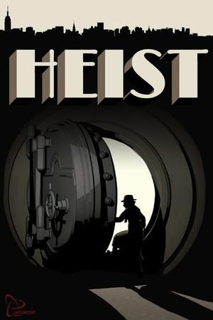 HEIST poster image on Steam Backlog