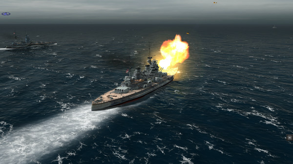Atlantic Fleet Screenshot