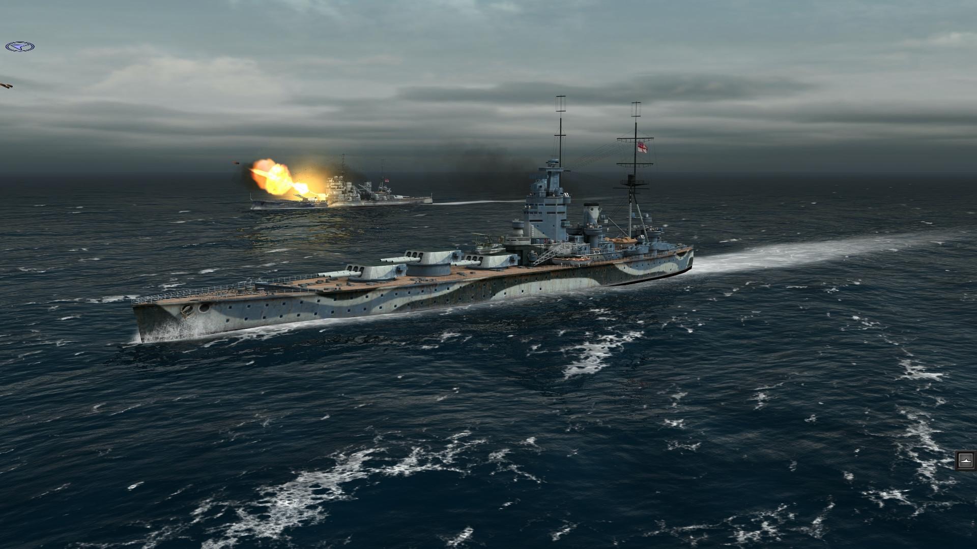 Atlantic Fleet screenshot 1