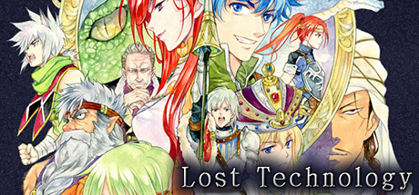 Lost Technology cover art
