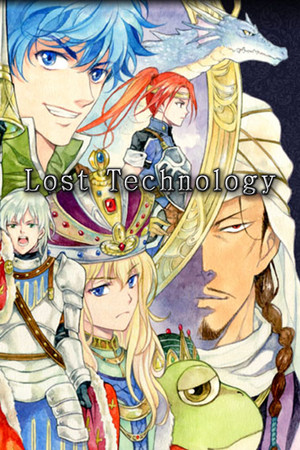 Lost Technology poster image on Steam Backlog