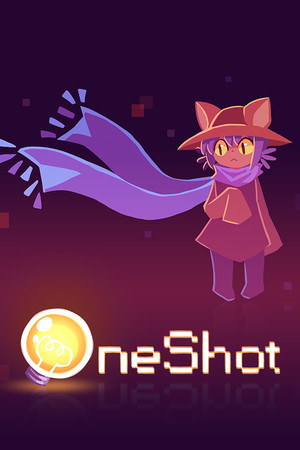 OneShot poster image on Steam Backlog