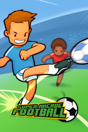 Super Arcade Football poster image on Steam Backlog