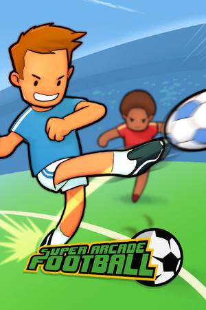 Super Arcade Football poster image on Steam Backlog
