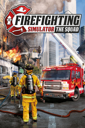 Firefighting Simulator - The Squad poster image on Steam Backlog