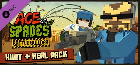 Ace of Spades: Battle Builder - Hurt + Heal Pack