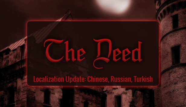 Save 100% on The Deed on Steam