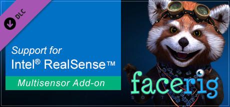 FaceRig support for Intel® RealSense™