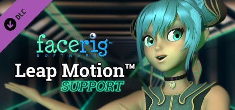 FaceRig support for Leap Motion™ Controller