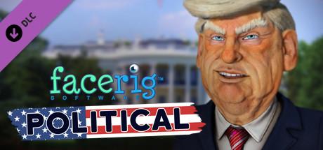 FaceRig Political Avatars