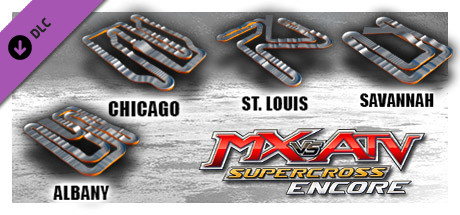 MX vs. ATV Supercross Encore - Supercross Track Pack 1