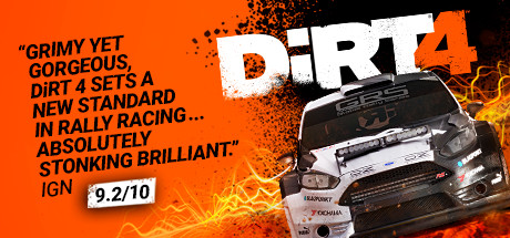 DiRT 4 Steam Game