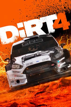 DiRT 4 poster image on Steam Backlog