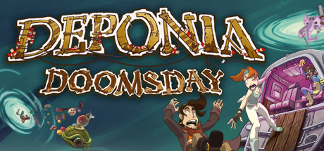 Game Banner Deponia Doomsday