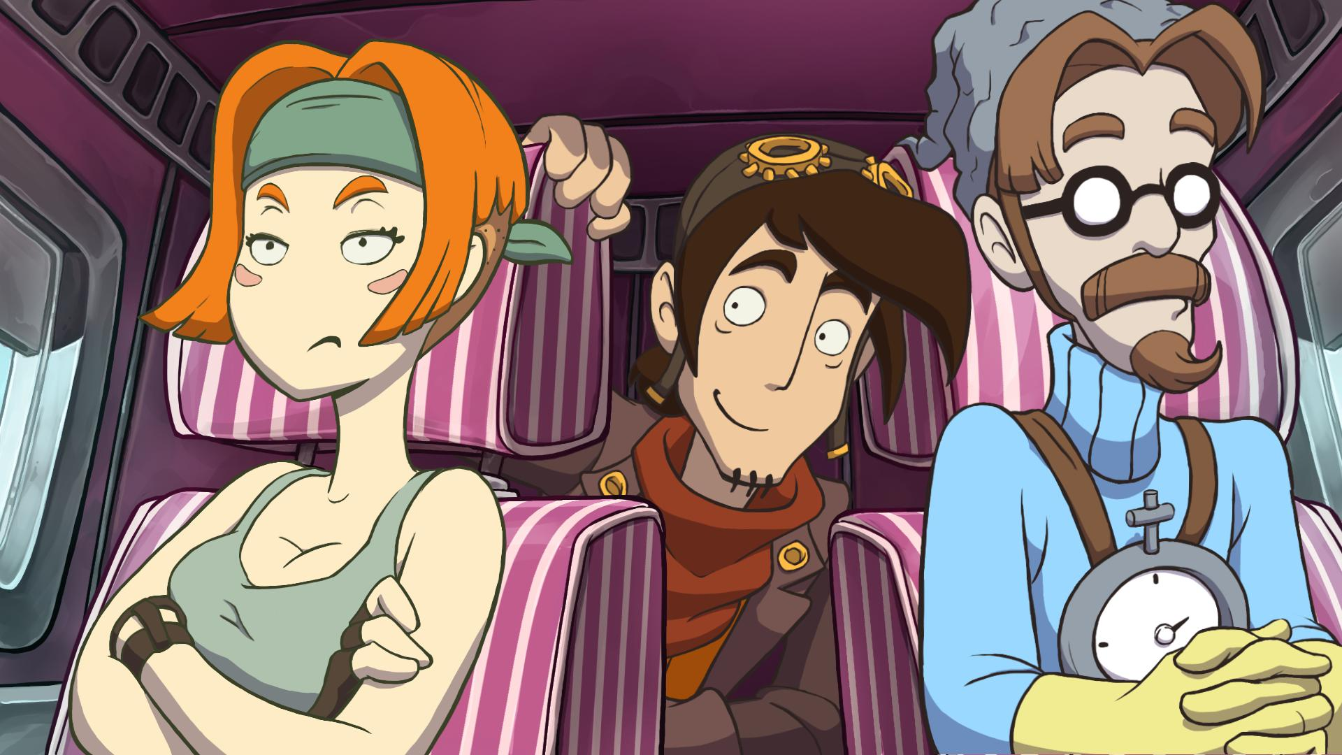 Deponia 4: Deponia Doomsday screenshot 2