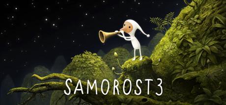 Samorost 3 cover art