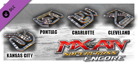 MX vs. ATV Supercross Encore - Supercross Track Pack 2