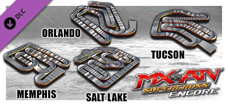 MX vs. ATV Supercross Encore - Supercross Track Pack 3
