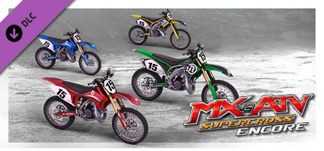 MX vs. ATV Supercross Encore - 2 Stroke 4 Pack