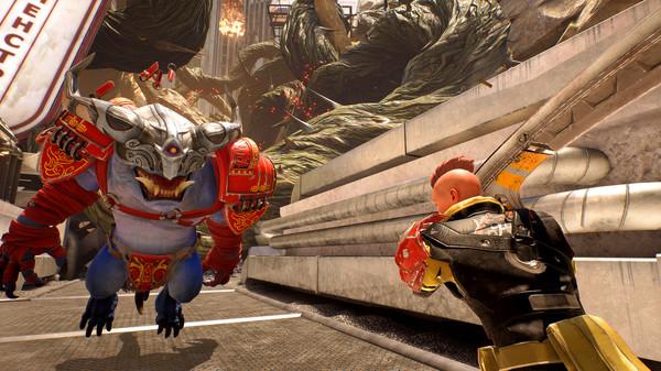 скриншот Breach 2