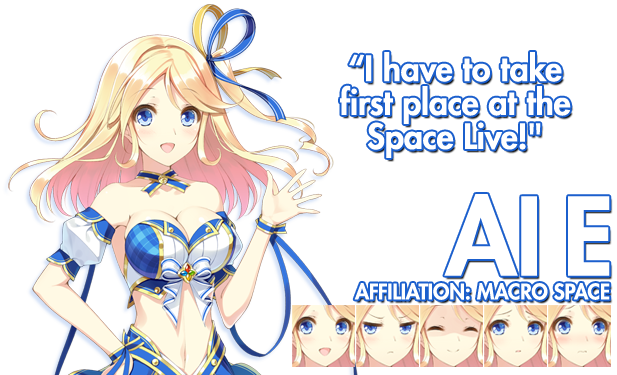 Space Live - Advent of the Net Idols