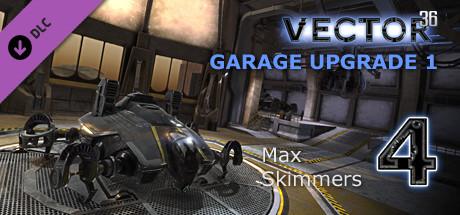Vector36 - Garage Upgrade 1 (4 slot)