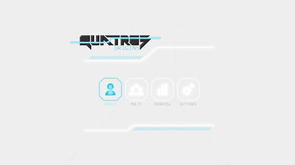 скриншот Quatros Origins 3