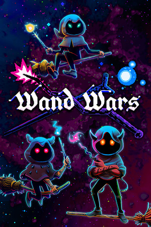 Wand Wars poster image on Steam Backlog