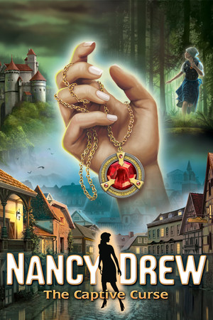 Nancy Drew: The Captive Curse poster image on Steam Backlog