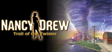 Купить Nancy Drew®: Trail of the Twister